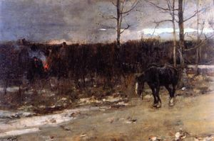 James Guthrie - Feux tsiganes are Burning Daylight pour Past and Gone
