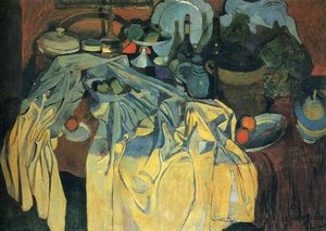 André Derain - nature morte sur l' table