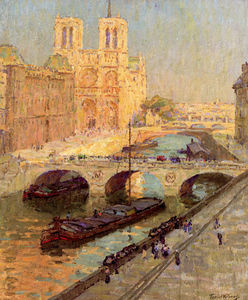 Terrick John Williams - Notre Dame Paris