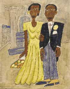 William Henry Johnson - mariage couples