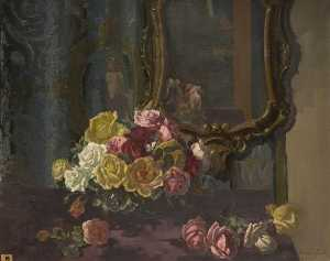 Andreas Duncan Carse - roses